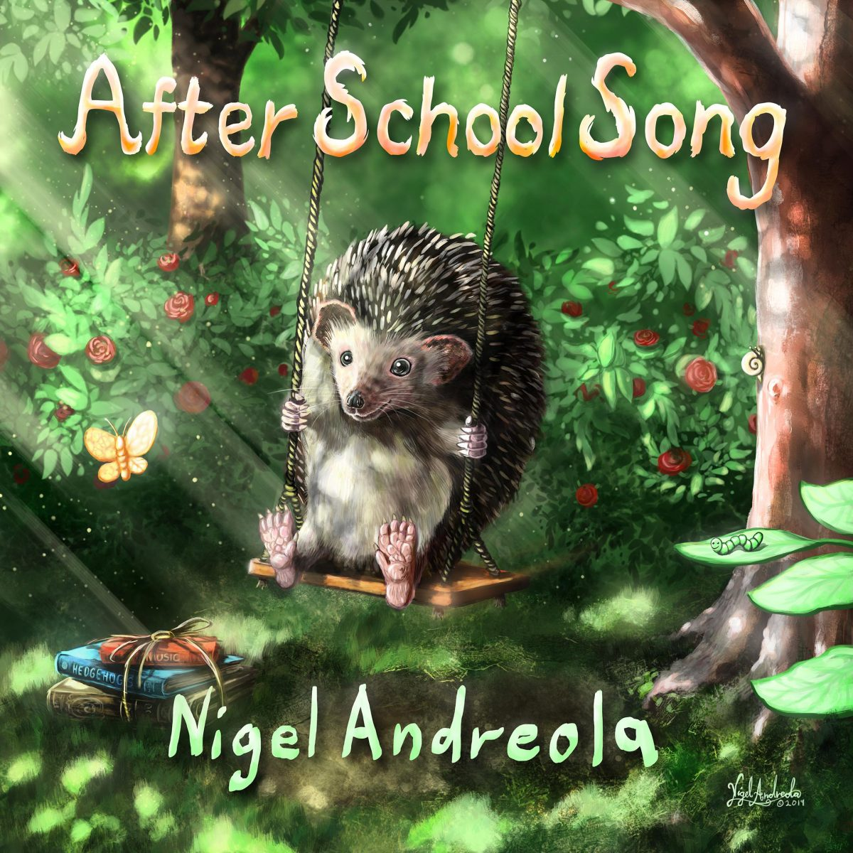 After School Song by Nigel Andreola