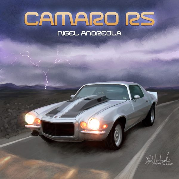 Camaro RS by Nigel Andreola Starry Night Melodies LLC