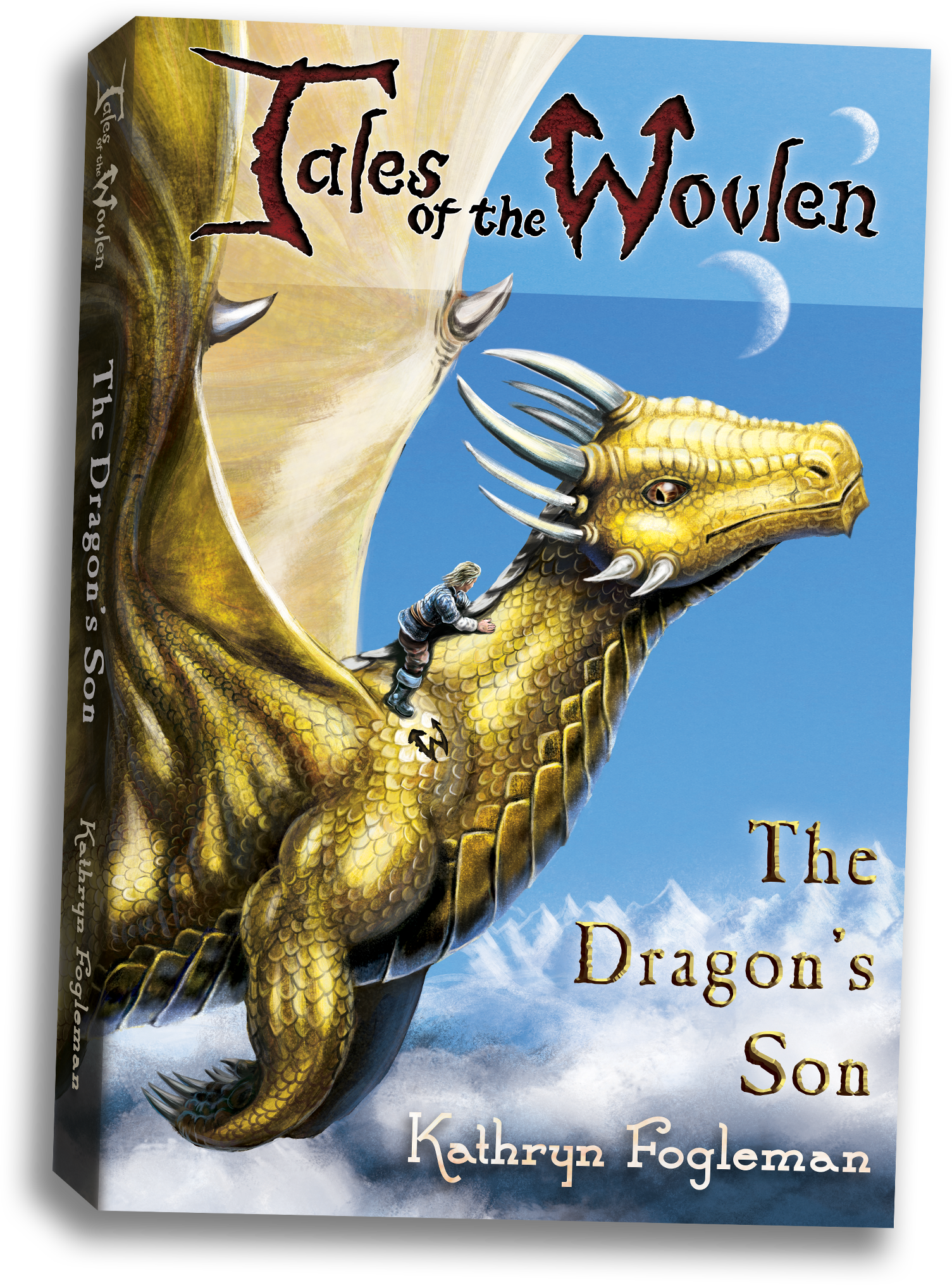 Tales of the Wovlen Book Cover